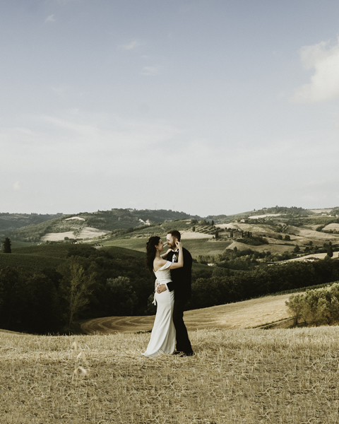 Why choose Tuscany and Florence for your destination wedding?